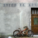 Zuhause in Frankreich