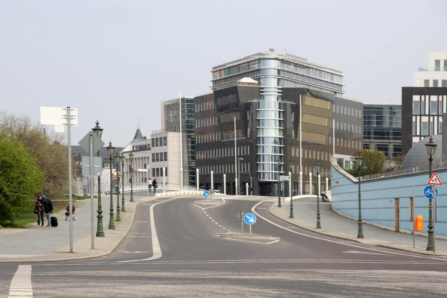 altes regierungsviertel berlin