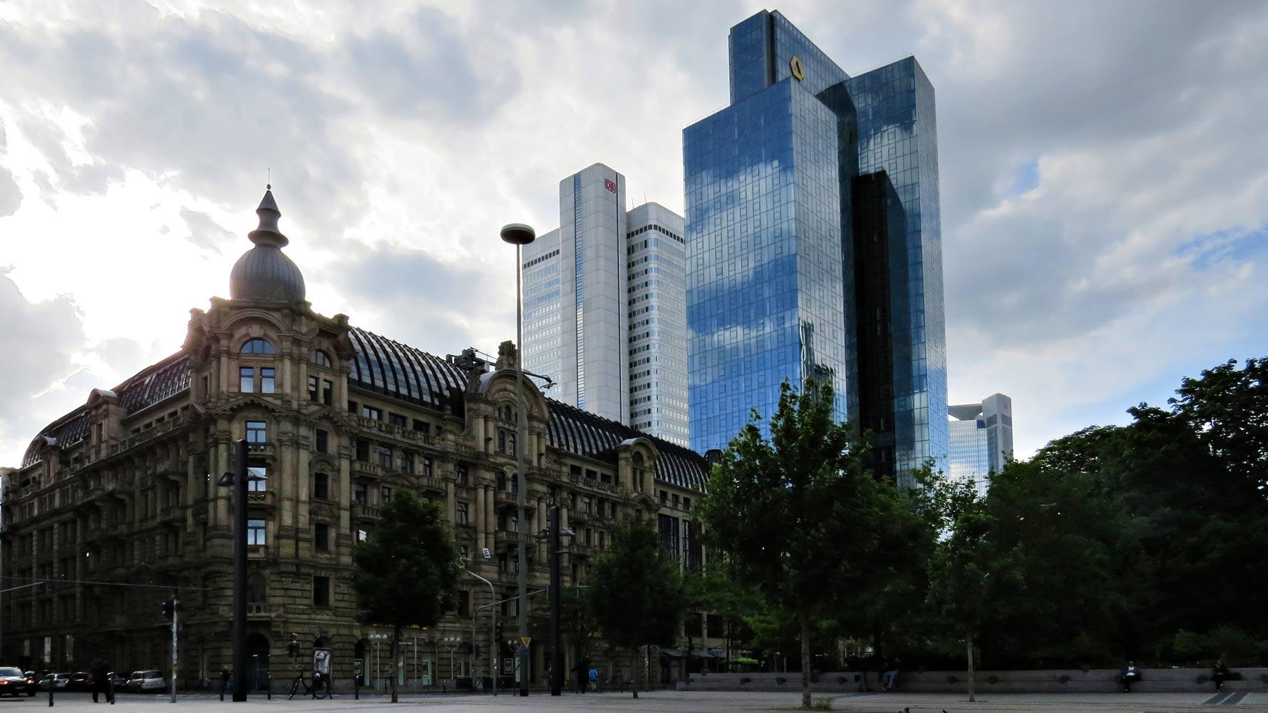 Kurzaufenthalt in Frankfurt