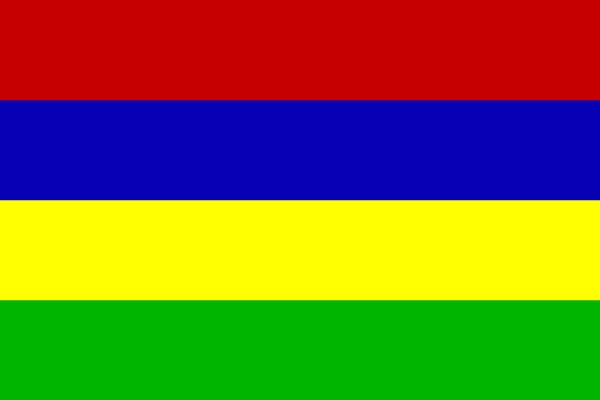 Mauritius-Fahne