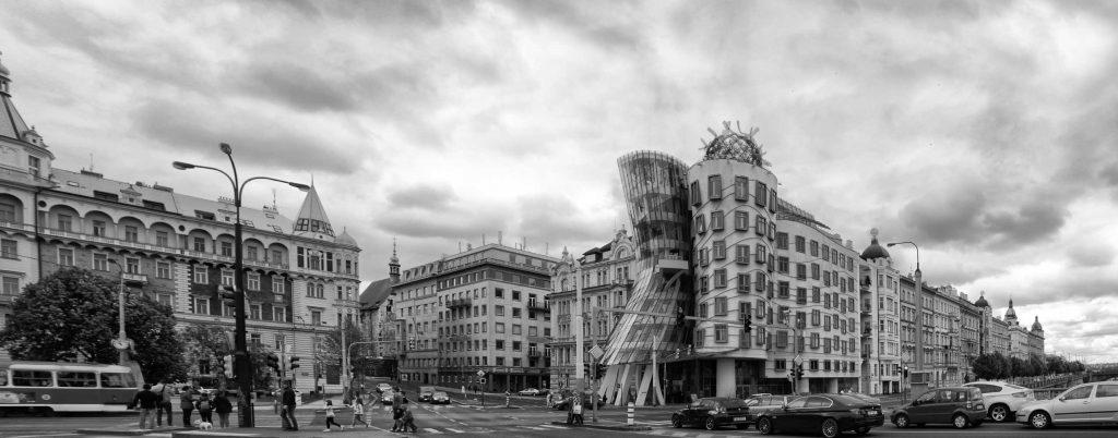 Prag Tanzende Haus