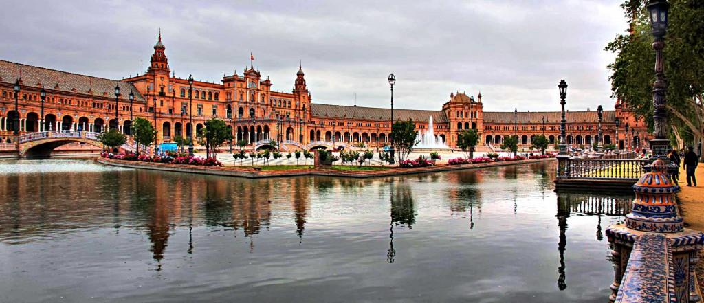 Sevilla Plaza de España 28