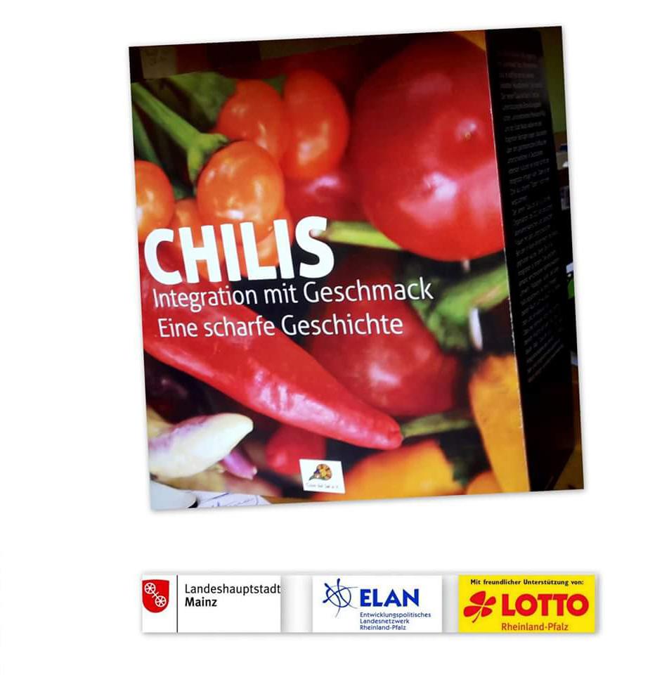 Chilis, Integration mit Geschmack