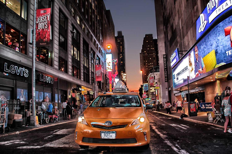 Trip nach New York