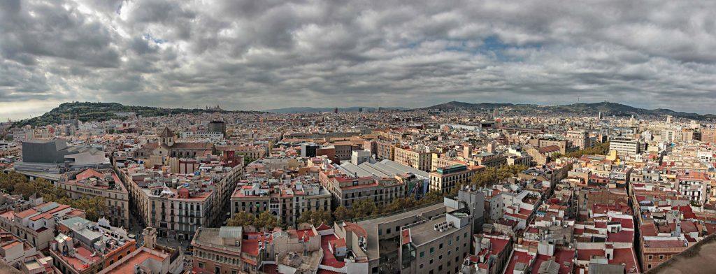 Santa Maria del Pi Barcelona_PANO 02
