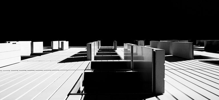 Architektur mit besonderem Effekt