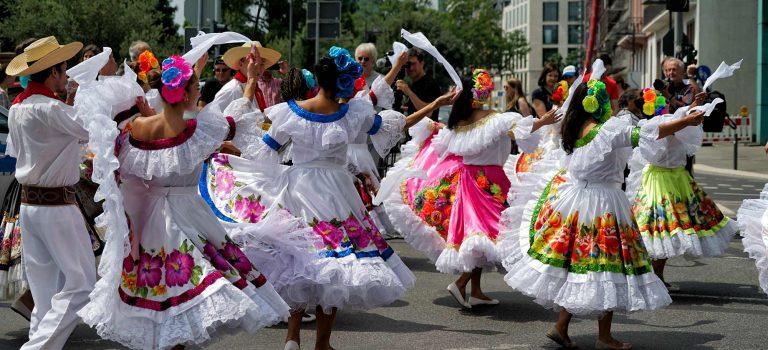 Parade der Kulturen