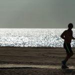 playa d'Aro, Strand, Meer; Morgenstimmung