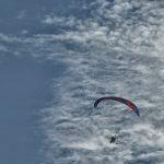 playa d'Aro, Strand, Meer und Wolken